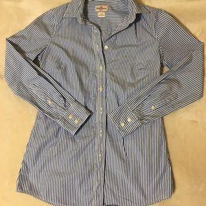 ✨ J. Crew Petite XXS Striped Button-Down Shirt ✨